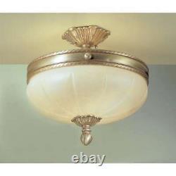 Classic Lighting Flush Mount 69604SBB