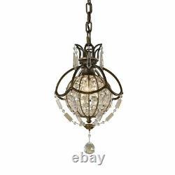 Feiss Bellini 1 Light Pendant Light