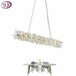 Luxury Modern Chandelier Lighting For Dining Room New Arrival LED Crystal Lamps