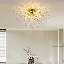 Modern Sputnik Chandelier Dandelion Firework Pendant Lamp Ceiling Light Fixture