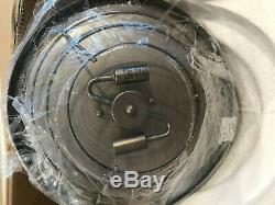 Pottery Barn Clarissa Crystal Drop Extra-Large Flush Mount 15 Diameter NEW