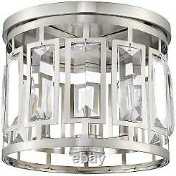 Z-Lite 6007F-BN Ceiling Fixtures Indoor Lighting
